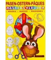 Pasen maskers maken