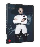 DVD James Bond: Spectre