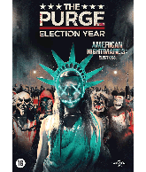 DVD The Purge 3: Election Year