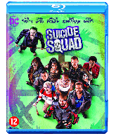 BLU-RAY Suicide squad (extended)