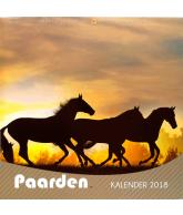 KALENDER 2018: PAARDEN