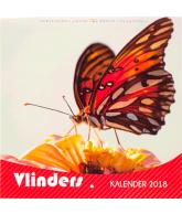 KALENDER 2018: VLINDERS