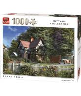 Puzzle Roses House (1000 pcs)