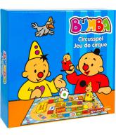 Studio 100 Bumba circusspel (bordspel)