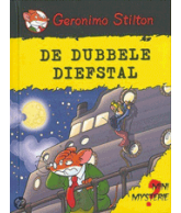 Geronimo Stilton: de dubbele diefstal (minimysterie)