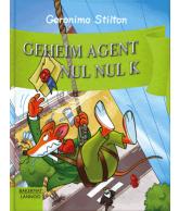 Geronimo Stilton: Geheim agent nul nul k