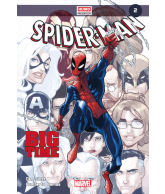 Marvel Stripboek (2) Spider-Man - Big Time (deel 1)
