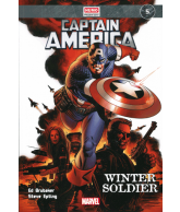 Marvel Stripboek (5) Captain America - Winter Soldier