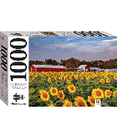 Legpuzzel Rosedale Kansas 1000 pcs