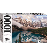 Legpuzzel Banff national park, Alberta, Canada 1000 pcs
