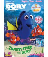 Finding Dory Zwem mee met Dory Vakantieboek