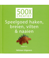 500X Creatief - Knuffels breien