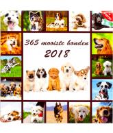 KALENDER 2018: 365 MOOISTE HONDEN