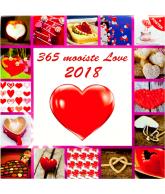 KALENDER 2018: 365 MOOISTE LOVE