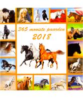 KALENDER 2018: 365 MOOISTE PAARDEN