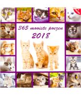 KALENDER 2018: 365 MOOISTE POEZEN