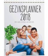 Weekkalender 2018 Gezinsplanner