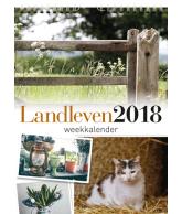 Weekkalender 2018 landleven
