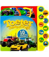 Geluidboek Toeter (+ 10 geluiden)