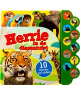 Geluidboek Herrie in de dierentuin