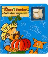 Klaas Kweker - Zaai je eigen pompoenen + zaadjes