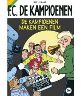 Strip FC de kampioenen de kampioenen maken een film