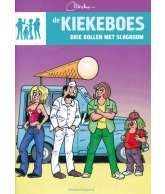 Strip Kiekeboe - Drie bollen met slagboom