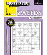 Puzzelblok zweeds 2 punt nr 1