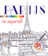 Parijs in Aquarel