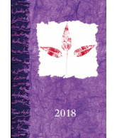 Agenda promise 2018 paars
