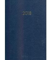Agenda promise 2018 blauw
