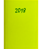 Agenda promise soft 2018 limoen
