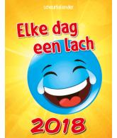 Scheurkalender 2018: Elke dag een lach