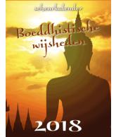 Scheurkalender 2018 boeddhistische wijsheden