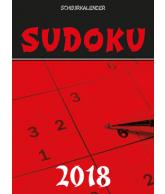 Scheurkalender 2018 sudoku