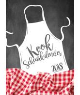 Scheurkalender 2018: Kookkalender