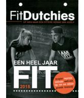 Scheurkalender 2018: Fitdutchies