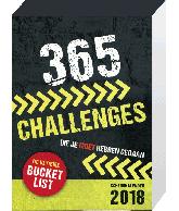 Scheurkalender 2018: Challenges