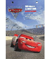 Puzzel kalender cars
