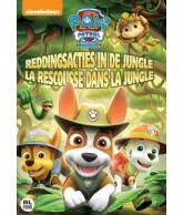 Paw patrol - Reddingsacties in de jungle
