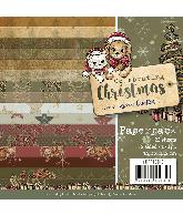 Papierblok Celebrating Christmas