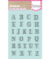 Stempel basic alfabet