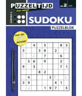 Puzzelblok suduko 2 punt nr 2
