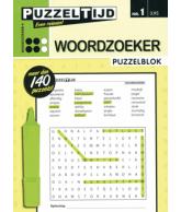 Puzzelblok woordzoeker 4 punt nr 1