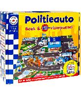 POLITIEAUTO BOEK & 3D-PUZZEL