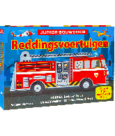 junior bouwdoos reddingsvoertuigen