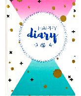 Luxe agenda 2018 Happy Diary