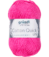 Cotton Quick Uni 128 ROZE 50GR
