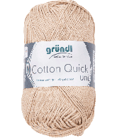 Cotton Quick Uni 139 BEIGE 50GR