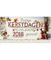 Luxe Kerstkaart 2017 (166581)